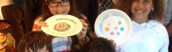 Shavuot cheesecake competition winners announced
