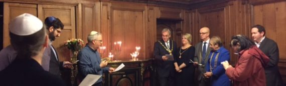Saturday 18th November: Next York Shabbat Morning Service with the Lord Mayor