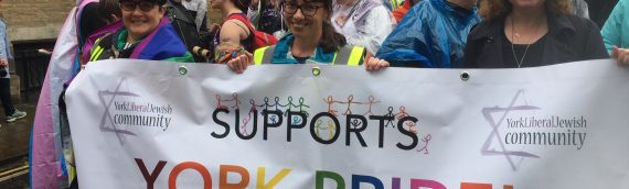 Proud to take part in Pride