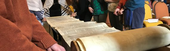 Sukkot and Simchat Torah at York Liberal Jewish Community (in pictures)